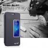 (516-014)เคสมือถือ Case Huawei Honor 6 เคสพลาสติกฝาพับ Pu โชว์หน้าจอแบ็คแกมมอน