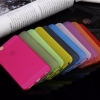 (436-056)เคสมือถือไอโฟน case iphone 6Plus/6S Plus เคสพลาสติกกึ่งโปร่งใสสุดคลาสสิค