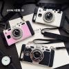 (541-004)เคสมือถือ Case Huawei P9 Plus เคสนิ่มชุบแวว 3D สไตล์กล้องถ่ายรูปยอดฮิต