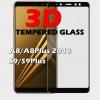 (436-338)ฟิล์ม S9Plus + กระจกนิรภัย 9H ขอบสีดำ