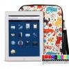 (215-051)เคสไอแพด iPad2/3/4/5/6 เคสแบบกระเป๋าลายการ์ตูนน่ารักๆ