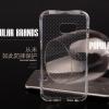 (027-530)เคสมือถือซัมซุง Case Samsung S6 Edge Plus เคสนิ่มใสบาง Slim Drop