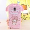 (380-060)เคสมือถือซัมซุงโน๊ต Case Note3 เคสนิ่ม My MELODY