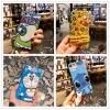 (542-001)เคสมือถือไอโฟน case iphone 5/5s/SE เคสนิ่มสำหรับคนรักการ์ตูนยอดฮิต
