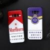 (593-005)เคสมือถือ Case Samsung S8+ เคสนิ่มลายซองบุหรี่