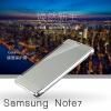 (390-032)เคสมือถือซัมซุง Case Samsung Galaxy Note7 เคสพลาสติกสไตล์ Clear View Cover