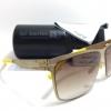 แว่นกันแดด ic berlin model siviob matt gold 62-12 <ทอง>