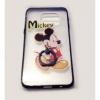 (พร้อมส่ง)เคสมือถือซัมซุง Case Samsung S6 Edge Plus เคสพลาสติกขอบดำนิ่มลาย Mickey