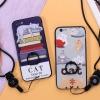 (025-280)เคสมือถือไอโฟน Case iPhone 6Plus/6S Plus เคสนิ่มลายการ์ตูนเกาหลีน่ารักๆ