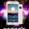(502-022)เคสมือถือซัมซุง Case Samsung S7 Edge เคสนิ่มใสสะท้อนแสงแฟลช