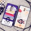 (025-449)เคสมือถือ Case Huawei GR5 2017 เคสขอบนิ่มพื้นหลังลายยอดฮิตสวยๆน่ารักๆขายดี