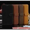 (018-003)เคสมือถือซัมซุง Case Mega 6.3 เคสสมุดเปิดข้างแจ็คเก็ตหนังเคลือบย้อนยุค