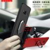 (025-1139)เคสมือถือ Case Samsung S8 Plus/ S8+ เคสนิ่มซิลิโคนแฟชั่น แหวนมือถือตั้งโทรศัพท์หมุนได้ 360 ํ ยึดติดกับขาตั้งแม่เหล็กได้