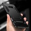 (439-028)เคสมือถือไอโฟน Case Samsung S8+ เคสขอบนิ่มพื้นหลังพลาสติกสไตล์กันกระแทก Ironman