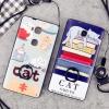 (025-448)เคสมือถือ Case Huawei GR5 เคสขอบนิ่มพื้นหลังลายยอดฮิตสวยๆน่ารักๆขายดี