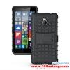 (002-056)เคสมือถือ Microsoft Lumia 640XL เคสกันกระแทกขอบสีสุดฮิต