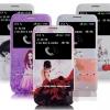 (399-015)เคสมือถือซัมซุง Case Samsung S6 edge เคสพลาสติกพื้นผิวลายเส้นสวยๆลายน่ารักๆโชว์หน้าจอ