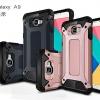 (504-001)เคสมือถือซัมซุง Case Samsung A9 Pro เคสยางพื้นหลังเกราะพลาสติกสไตล์เทห์ๆ