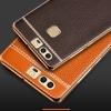 (025-251)เคสมือถือ Huawei P10 Plus เคสนิ่มขอบชุบแววพื้นหลังลายหนัง