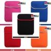 (215-041)เคส iPad6 Air2 กระเป๋าใส่เคสถุงผ้าแบบสักหลาด