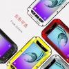 (481-009)เคสมือถือซัมซุง Case Samsung A3 (2016) เคสกันกระแทก Love Mei