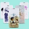(399-014)เคสมือถือซัมซุง Case Note5 เคสพลาสติกพื้นผิวลายเส้นสวยๆลายน่ารักๆ