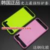 (413-012)เคสมือถือ Case Huawei Honor 6 เคสนิ่มพื้นหลังพลาสติกทูโทนสุดสวย