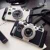 (496-017)เคสมือถือ Case Huawei P9 เคสนิ่มชุบแวว 3D สไตล์กล้องถ่ายรูปยอดฮิต