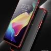 (740-001)เคสโทรศัพท์มือถือ Case OPPO F7 เคสนิ่มใสขอบแววสวยๆ