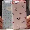 (440-078)เคสมือถือ Case Huawei G7 เคสนิ่มใสลายสวยๆ น่ารักๆ ยอดฮิต