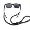 สายคล้องแว่นตา Sports ขนาด 30 cm สีดำ วัสดุคุณภาพดี น้ำหนักเบา สายปรับระดับความกระชับได้