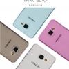 (370-081)เคสมือถือซัมซุง Case Samsung A7 (2016) เคสนิ่มใสคลุมเครื่องแบบบางกันรอยนิ้วมือ