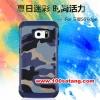 (385-002)เคสมือถือซัมซุง Case Samsung S6 edge เคสกันกระแทกแบบหลายชั้นลายพรางทหาร
