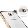 (025-599)เคสมือถือซัมซุง Case Samsung A9 Pro เคสนิ่มขอบแววสไตล์ยอดฮิต
