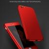 (491-013)เคสมือถือไอโฟน case iphone 5/5s/SE เคสพลาสติกคลุมเครื่องแบบประกบสไตล์กันกระแทก