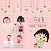 (462-009)เคสมือถือไอโฟน case iphone 5/5s/SE เคสนิ่ม Hello 3D การ์ตูน Chibi Maruko น่ารักๆ