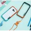 (439-019)เคสมือถือซัมซุง Case Samsung Galaxy S7 เคสบัมเปอร์สองชิ้นนิ่ม+PC สไตล์ทูโทนสวยๆ น่ารักๆ