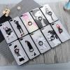 (025-469)เคสมือถือไอโฟน Case iPhone 7 Plus เคสขอบนิ่มลายหญิงชายแนวๆ