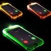 (502-005)เคสมือถือไอโฟน case iphone 5/5s เคสนิ่มใสสไตล์กันกระแทก Flash LED
