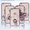 (025-265)เคสมือถือไอโฟน Case iPhone 6Plus/6S Plus เคสขอบนิ่มพื้นหลังลายผู้หญิงแฟชั่น