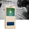 (516-017)เคสมือถือ Case Huawei Enjoy 6s เคสพลาสติกฝาพับ Pu โชว์หน้าจอแบ็คแกมมอน