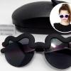 แว่นกัแดดแฟชั่น Hi Brow 1413104 57-17 143 <ดำ>