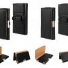 (484-002)เคสมือถือ Case Huawei Y5II เคสแบบซองใส่เหน็บเอวสไตล์คลาสสิค