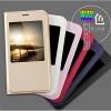 (621-002)เคสมือถือ Case Huawei G7 เคสพลาสติกสไตล์ฝาพับเปิดข้างโชว์หน้าจอ