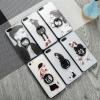 (025-465)เคสมือถือไอโฟน case iphone 5/5s/SE เคสขอบนิ่มลายหญิงชายแนวๆ