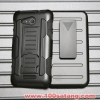 (002-080)เคสมือถือโซนี่ Case Sony Xperia E4G/Dual เคสรุ่นกันกระแทกแบบเหน็บเอว