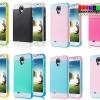 (308-003)เคสมือถือซัมซุงกาแล็คซี่เอส 4 Samsung Galaxy เคสนิ่มทูโทน