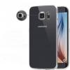 (พร้อมส่ง)เคสมือถือซัมซุง Case Samsung S6 Edge เคสนิ่มใสกันเลนส์พื้นหลัง DOT กันรอยนิ้วมือ