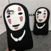 (536-001)เคสมือถือไอโฟน case iphone 5/5s/SE เคสนิ่มหน้าผี