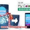 (380-015)เคสมือถือ LG G4 เคสพลาสติกฝาพับ PU ลายการ์ตูนยอดฮิตน่ารักๆ